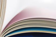 Ανοικτό βιβλίο Στοκ εικόνα με δικαίωμα ελεύθερης χρήσης