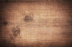 Ανοικτό καφέ γρατσουνισμένη ξύλινη κοπή, τεμαχίζοντας πίνακας Ξύλινη σύσταση Στοκ φωτογραφίες με δικαίωμα ελεύθερης χρήσης