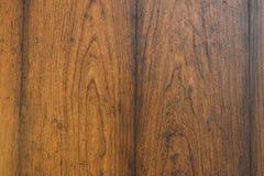 Ανοικτό καφέ ξύλινη ξυλεπένδυση Στοκ Εικόνες