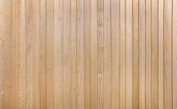Ανοικτό καφέ ξύλινος τοίχος Στοκ φωτογραφία με δικαίωμα ελεύθερης χρήσης