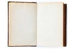 Ανοικτό κενό βιβλίο Στοκ εικόνα με δικαίωμα ελεύθερης χρήσης