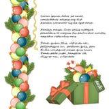 Ανοικτό κιβώτιο δώρων το κόκκινο τόξο που απομονώνεται με στο λευκό διάνυσμα ασπίδων απεικόνισης 10 eps Στοκ Φωτογραφία