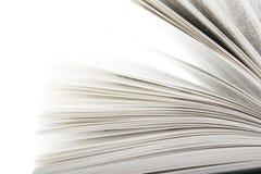 ανοικτό μέρος βιβλίων στοκ φωτογραφία με δικαίωμα ελεύθερης χρήσης