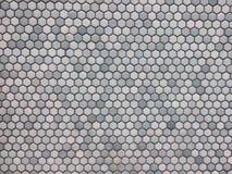 Ανοικτό μπλε hexagon σχέδιο στοκ φωτογραφίες με δικαίωμα ελεύθερης χρήσης