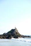 Ανοικτό μπλε ημέρα Στοκ φωτογραφία με δικαίωμα ελεύθερης χρήσης