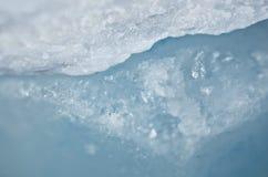 Ανοικτό μπλε μετάλλευμα Στοκ Εικόνες