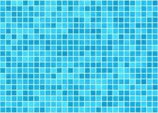 Ανοικτό μπλε παραλλαγή κεραμιδιών Στοκ φωτογραφίες με δικαίωμα ελεύθερης χρήσης