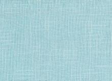 Ανοικτό μπλε σύσταση καμβά Στοκ εικόνες με δικαίωμα ελεύθερης χρήσης