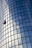 Ανοικτό παράθυρο ξενοδοχείων Στοκ φωτογραφία με δικαίωμα ελεύθερης χρήσης