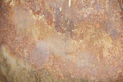 Ανοικτό πορτοκαλί τραχύ υπόβαθρο σύστασης πετρών Στοκ Φωτογραφία