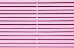 Ανοικτό ροζ πλαστικό louver του κινητού κλιματιστικού στοκ φωτογραφίες