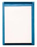 Ανοικτό σημειωματάριο κενών σελίδων. Παλαιό σημειωματάριο εγγράφου Στοκ φωτογραφίες με δικαίωμα ελεύθερης χρήσης