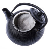 ανοικτό τσάι δοχείων τσαν&tau Στοκ φωτογραφίες με δικαίωμα ελεύθερης χρήσης