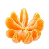 ανοικτό tangerine Στοκ Εικόνες