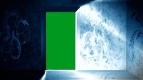ανοιχτή πόρτα μετά θάνατον ζωής ελεύθερη απεικόνιση δικαιώματος