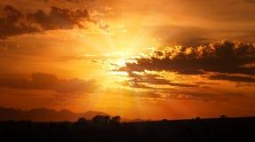 ανοιχτός ουρανός στοκ φωτογραφία με δικαίωμα ελεύθερης χρήσης