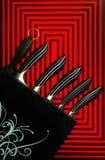 ανοξείδωτο μαχαιριών κο&upsi Στοκ Εικόνες
