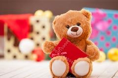 αντέξτε λίγα teddy Στοκ φωτογραφία με δικαίωμα ελεύθερης χρήσης