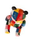 αντέξτε ζωηρόχρωμο teddy στοκ φωτογραφίες με δικαίωμα ελεύθερης χρήσης