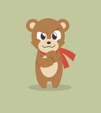 αντέξτε δροσερό teddy Στοκ Εικόνες