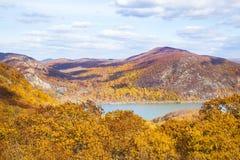 Αντέξτε τα βουνά Στοκ Εικόνα