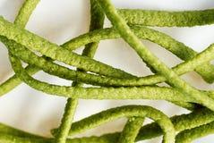 αντέξτε τα ζυμαρικά s σκόρδ&omicr στοκ εικόνα με δικαίωμα ελεύθερης χρήσης
