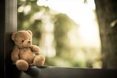 Αντέξτε την κούκλα Στοκ εικόνα με δικαίωμα ελεύθερης χρήσης