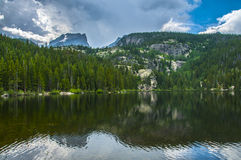 αντέξτε τη λίμνη του Κολο&rh Στοκ Φωτογραφία