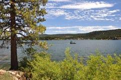 αντέξτε τη μεγάλη λίμνη Στοκ Εικόνες