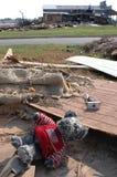 αντέξτε τη Katrina πατριωτική Στοκ Εικόνες