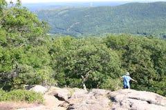 Αντέξτε το κρατικό πάρκο βουνών, κομητεία Rockland, Νέα Υόρκη, ΗΠΑ στοκ εικόνα με δικαίωμα ελεύθερης χρήσης
