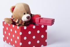 Αντέξτε το παιχνίδι και τα δώρα Στοκ Εικόνες
