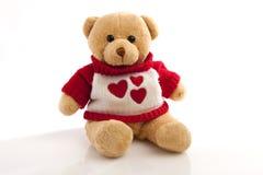αντέξτε το πουλόβερ καρδ& Στοκ εικόνα με δικαίωμα ελεύθερης χρήσης