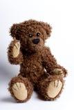αντέξτε το όμορφο teddy παιχνίδ&iot Στοκ φωτογραφία με δικαίωμα ελεύθερης χρήσης