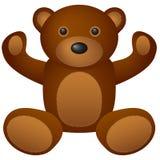 αντέξτε το teddy παιχνίδι ελεύθερη απεικόνιση δικαιώματος