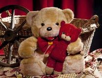 αντέξτε teddy Στοκ Φωτογραφίες
