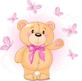 αντέξτε teddy Στοκ Εικόνα