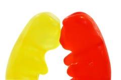 αντέχει gummy Στοκ Φωτογραφίες