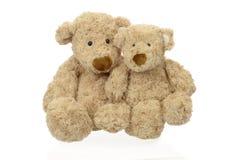 αντέχει teddy δύο Στοκ εικόνες με δικαίωμα ελεύθερης χρήσης