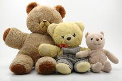αντέχει teddy Στοκ εικόνα με δικαίωμα ελεύθερης χρήσης