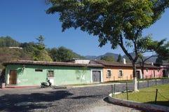 Αντίγκουα Γουατεμάλα Στοκ φωτογραφίες με δικαίωμα ελεύθερης χρήσης