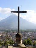 Αντίγουα Γουατεμάλα Στοκ Φωτογραφία