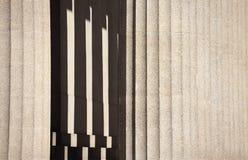 αντίγραφο στηλών parthenon Στοκ Εικόνες