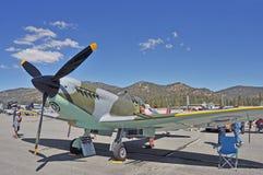 Αντίγραφο Supermarine spitfire Στοκ εικόνες με δικαίωμα ελεύθερης χρήσης