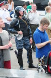 αντίθεση prospec Ρωσία συνεδρίασης της ημέρας Στοκ εικόνα με δικαίωμα ελεύθερης χρήσης