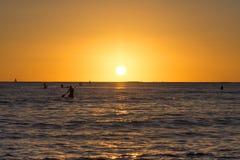 Αντίο στον ήλιο στοκ φωτογραφίες με δικαίωμα ελεύθερης χρήσης