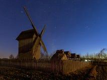 Αντίο χειμερινοί αστερισμοί Στοκ Φωτογραφίες