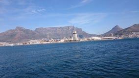 Αντίστροφη άποψη θάλασσας στοκ φωτογραφία με δικαίωμα ελεύθερης χρήσης