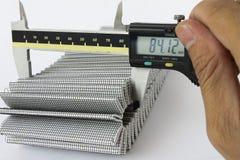 Αντίστροφη εφαρμοσμένη μηχανική για το φίλτρο καυσίμων στοκ φωτογραφία