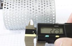 Αντίστροφη εφαρμοσμένη μηχανική για το φίλτρο καυσίμων στοκ φωτογραφίες με δικαίωμα ελεύθερης χρήσης